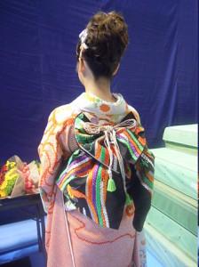 Kimonos in Shibuya