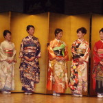 Experience the Kimono… for those who are in Japan for a short period of time