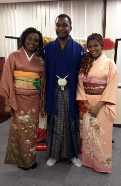 kimono guests
