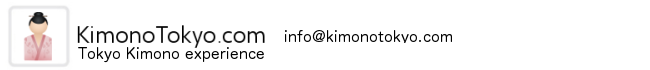 Tokyo Kimono Classes, Photography and Rental